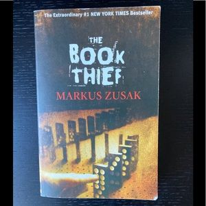 2/$10 Paperback Book- The Book Thief Book